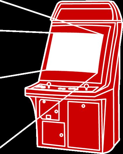 北海道札幌市の店舗をはじめ、アーケードゲームやクレーンゲームなどゲーム機を豊富に設置しています